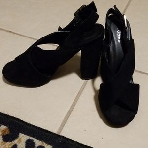 NWT black block heals
